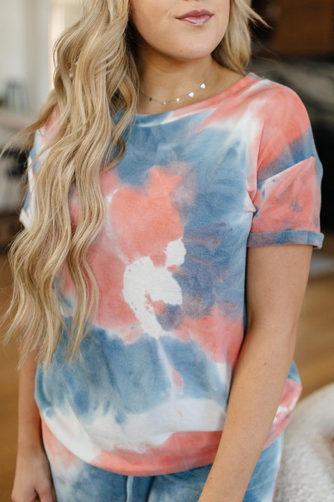For The Love Of Tie Dye Top