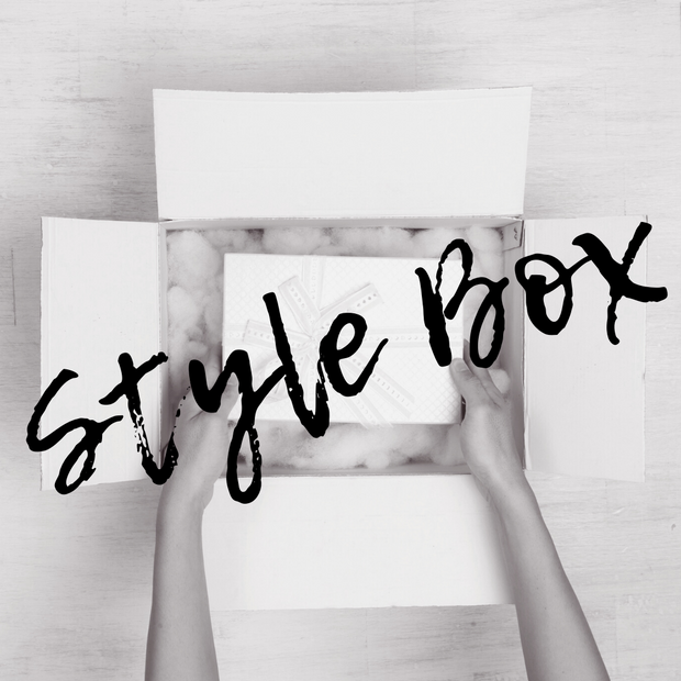 Style Box - Rebuild Your Closet