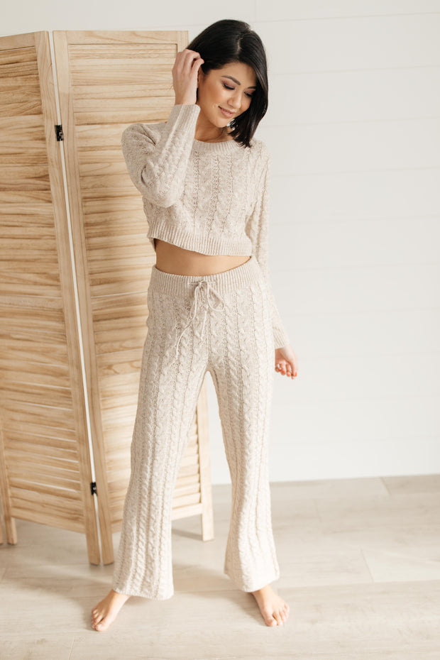 The Janessa Sweater Bottoms