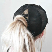 Jenna Ponytail Baseball Hat