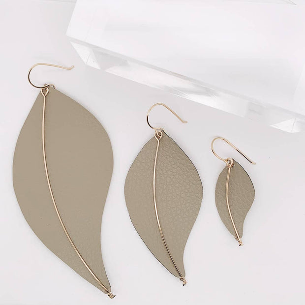 Brienne Leaf Earring