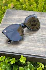 American Bonfire Rockstar Sunglasses in Black