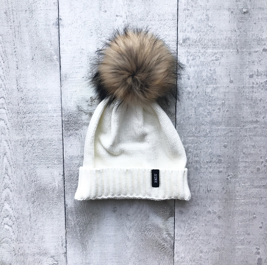 Banff Hat - White