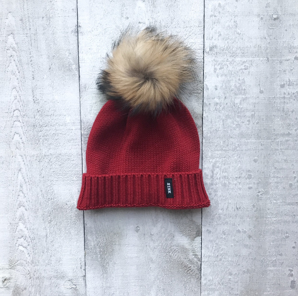 Banff Hat - Red