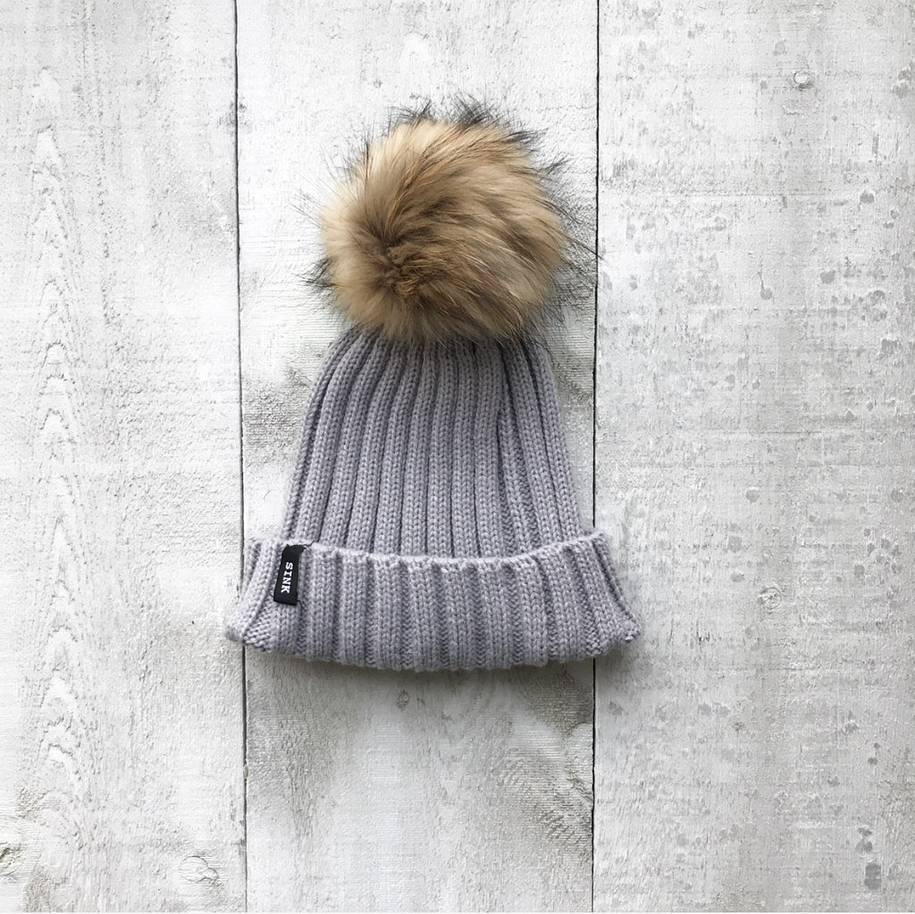 Alta Hat - Light Grey
