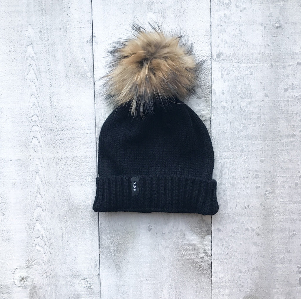 Banff Hat - Black