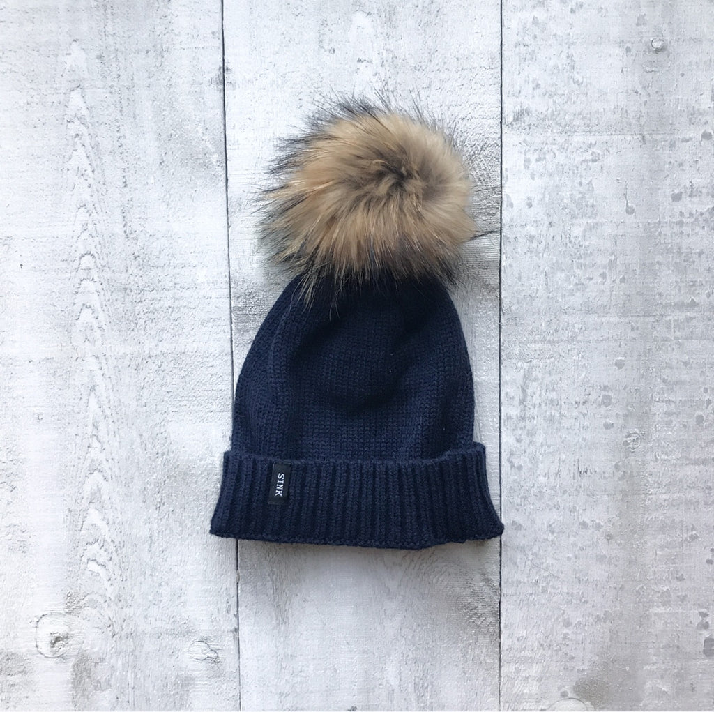 Banff Hat - Navy