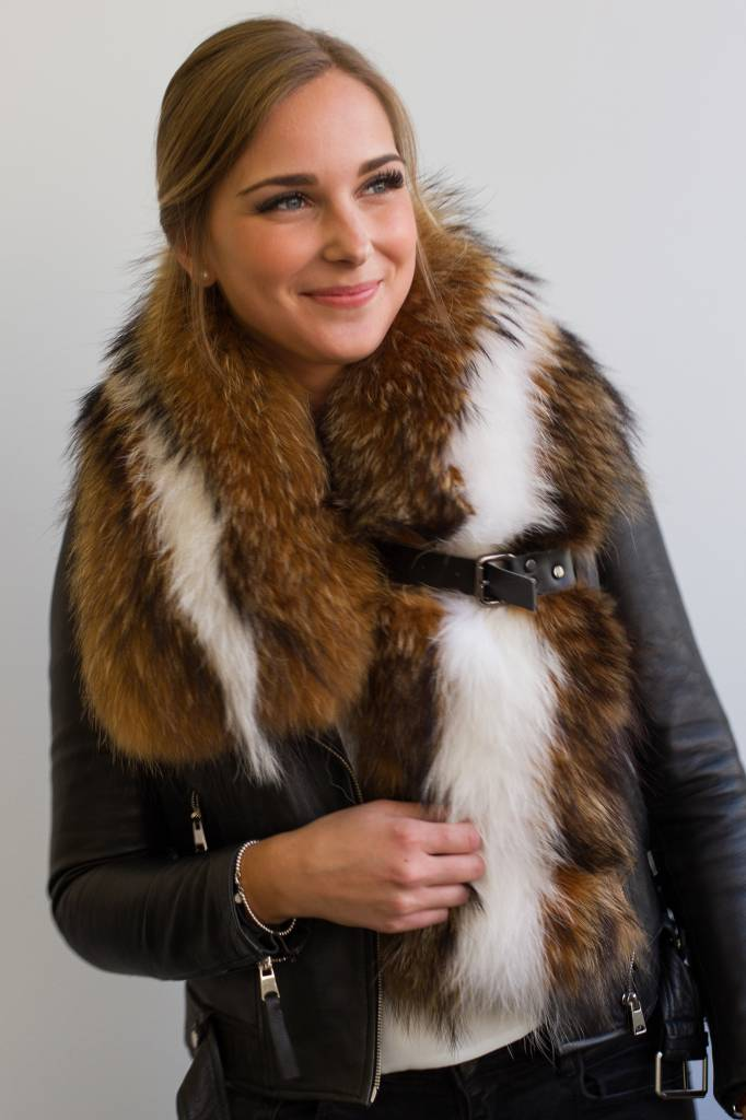 Kioro Fur Collar
