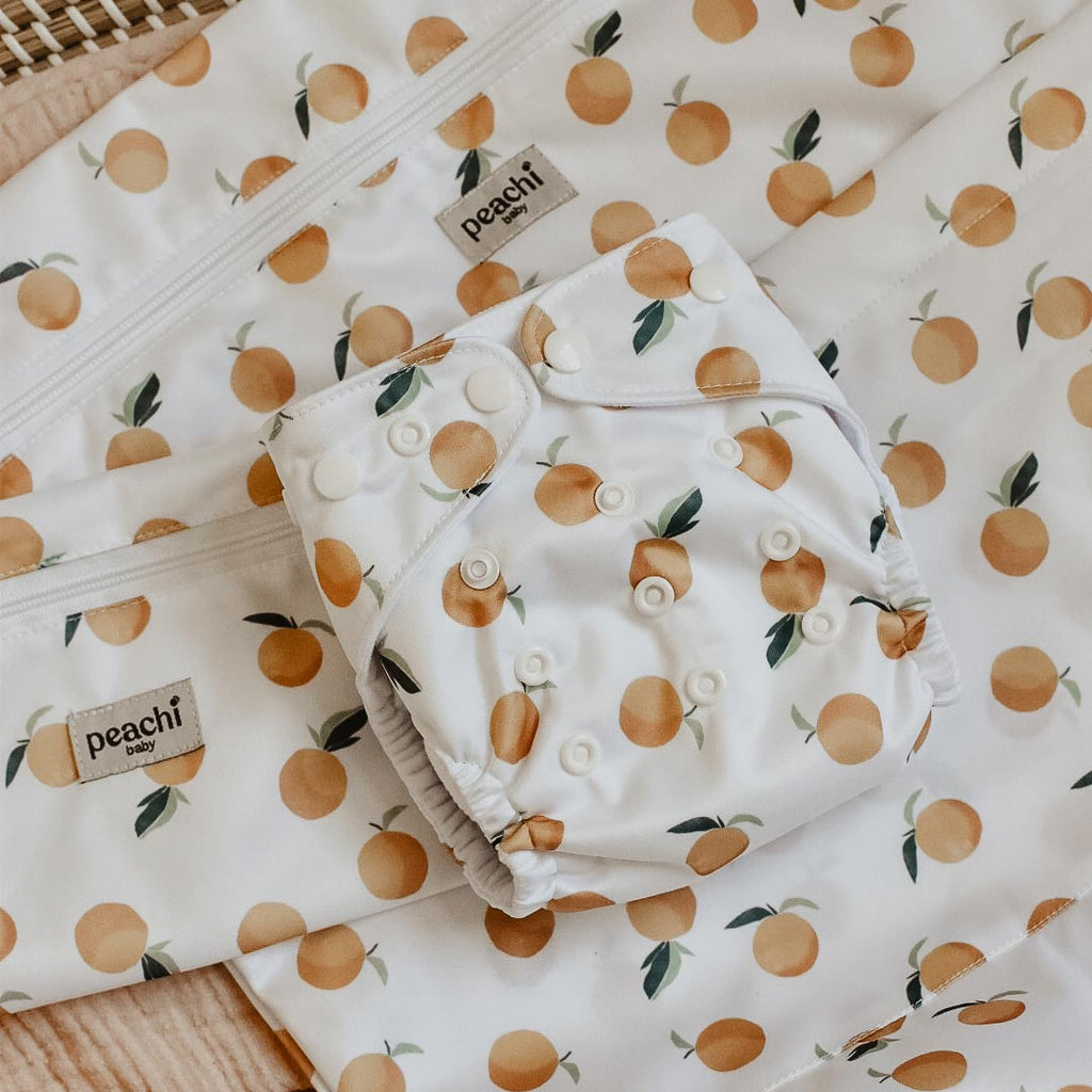 Clementine Reusable Nappy