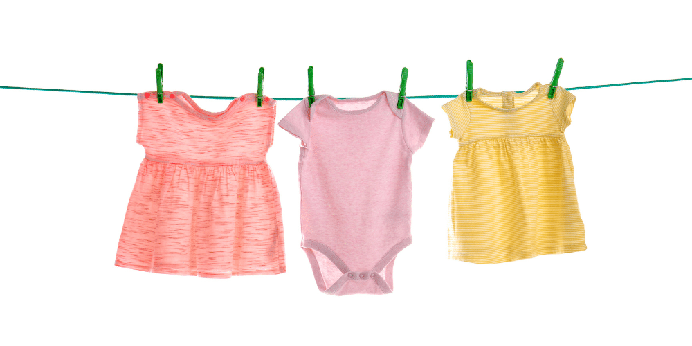 can you wash clothes with reusable nappies