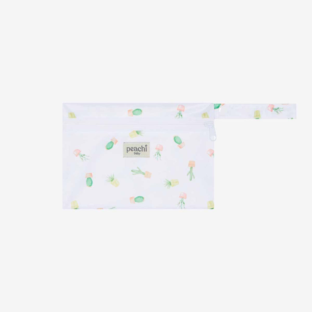 Cacti Reusable Nappy Bag