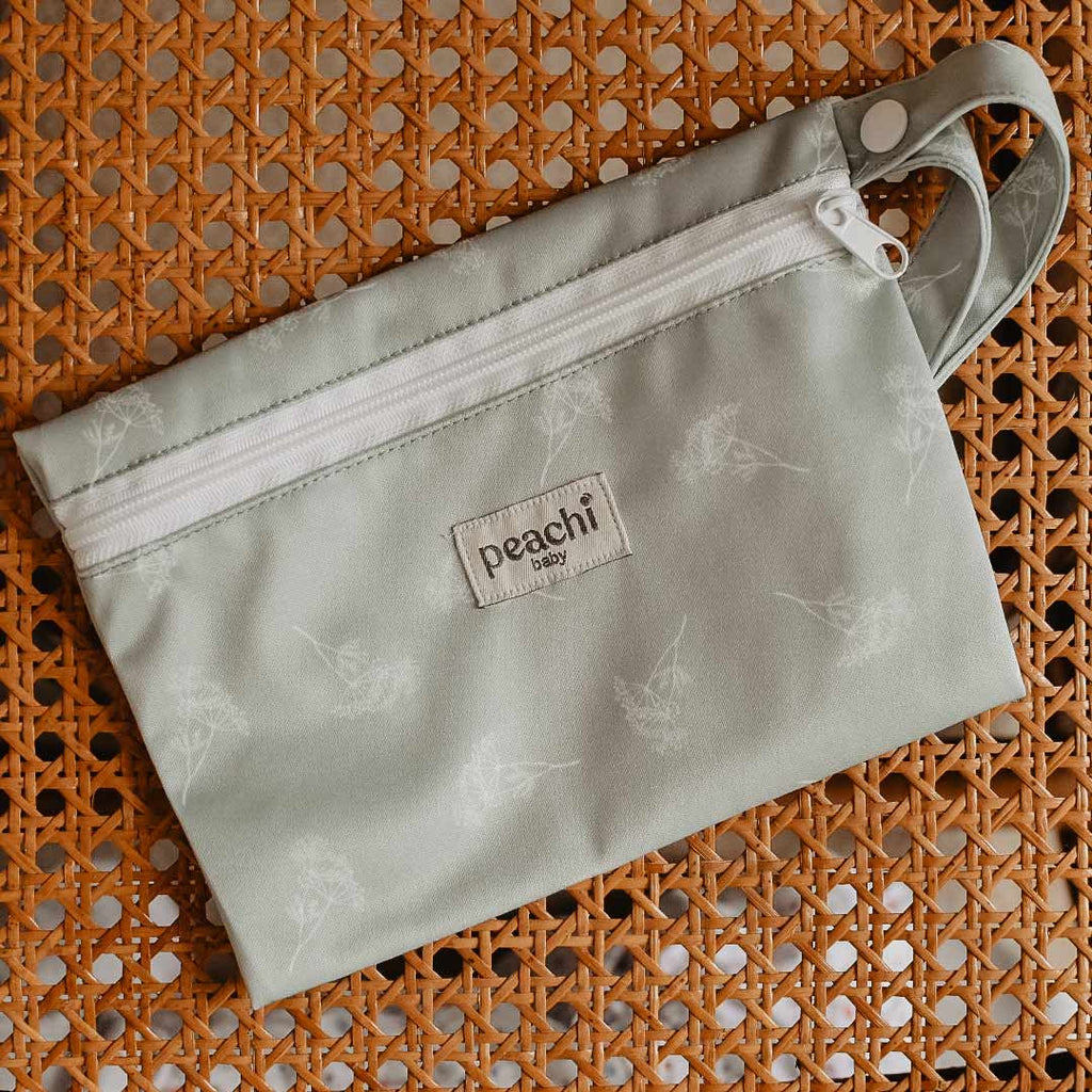 Dill Reusable Nappy Bag
