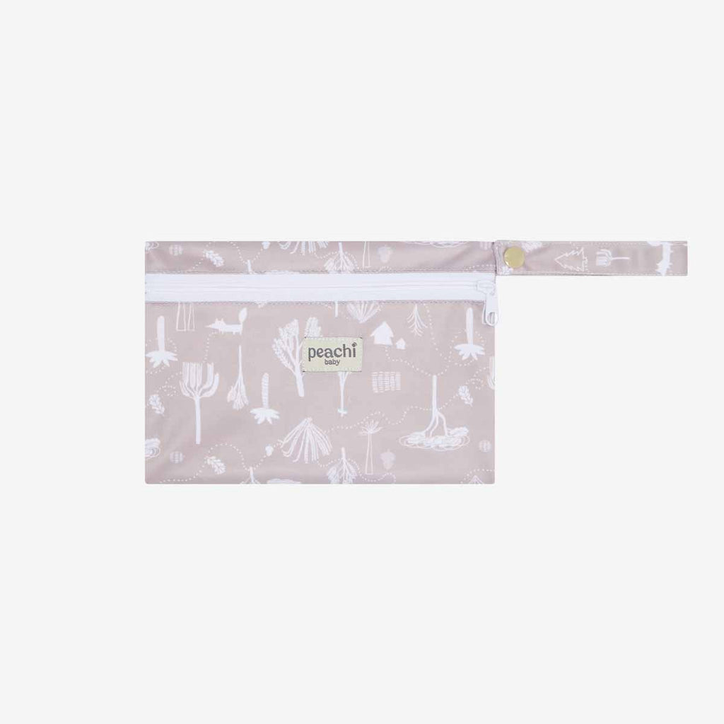 Fox Forest Reusable Nappy Bag