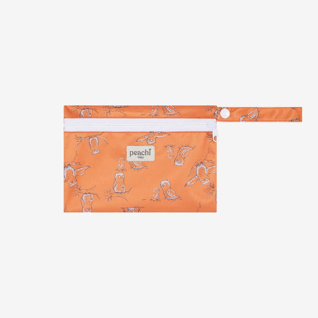 Owls Reusable Nappy Bag