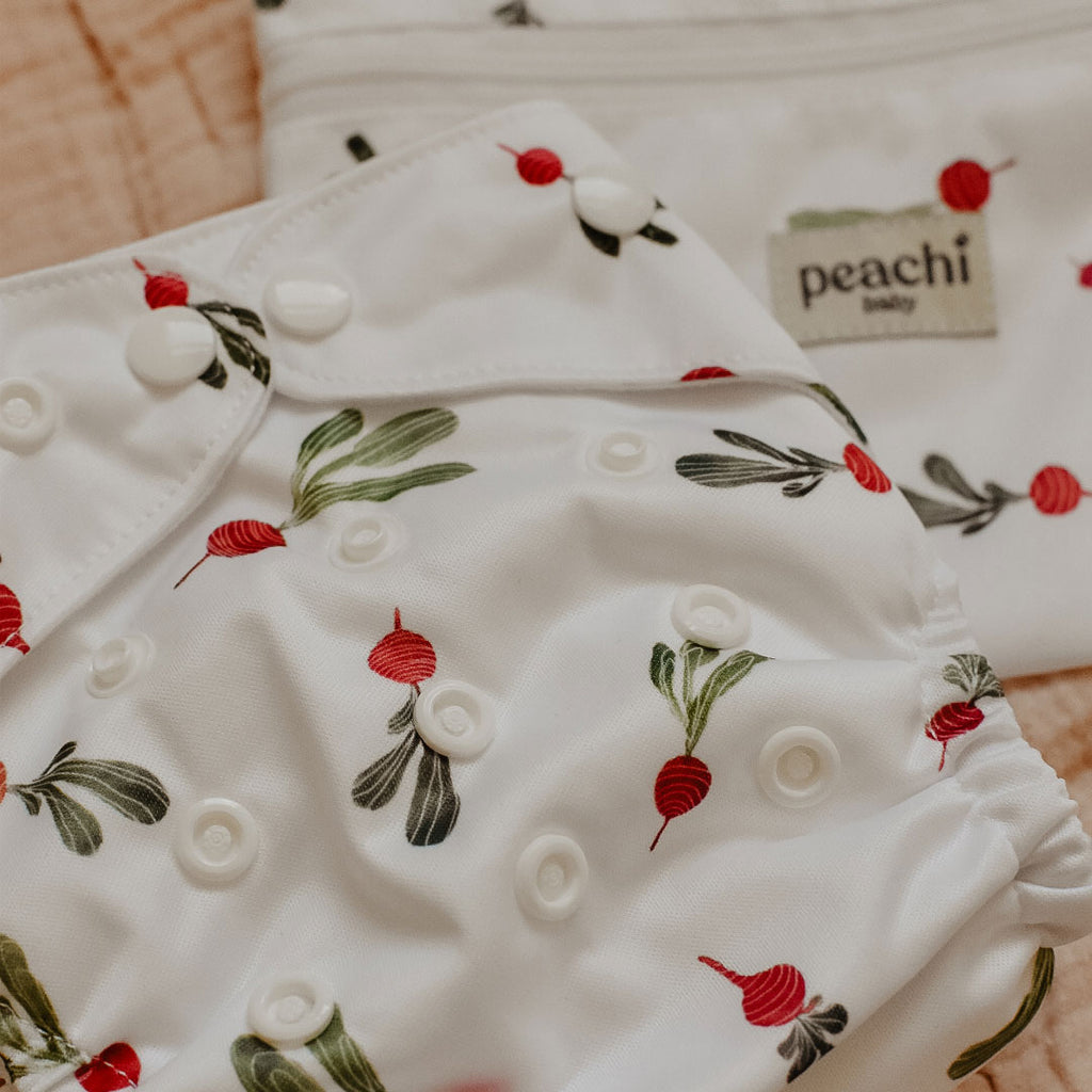 Radish Reusable Nappy Set