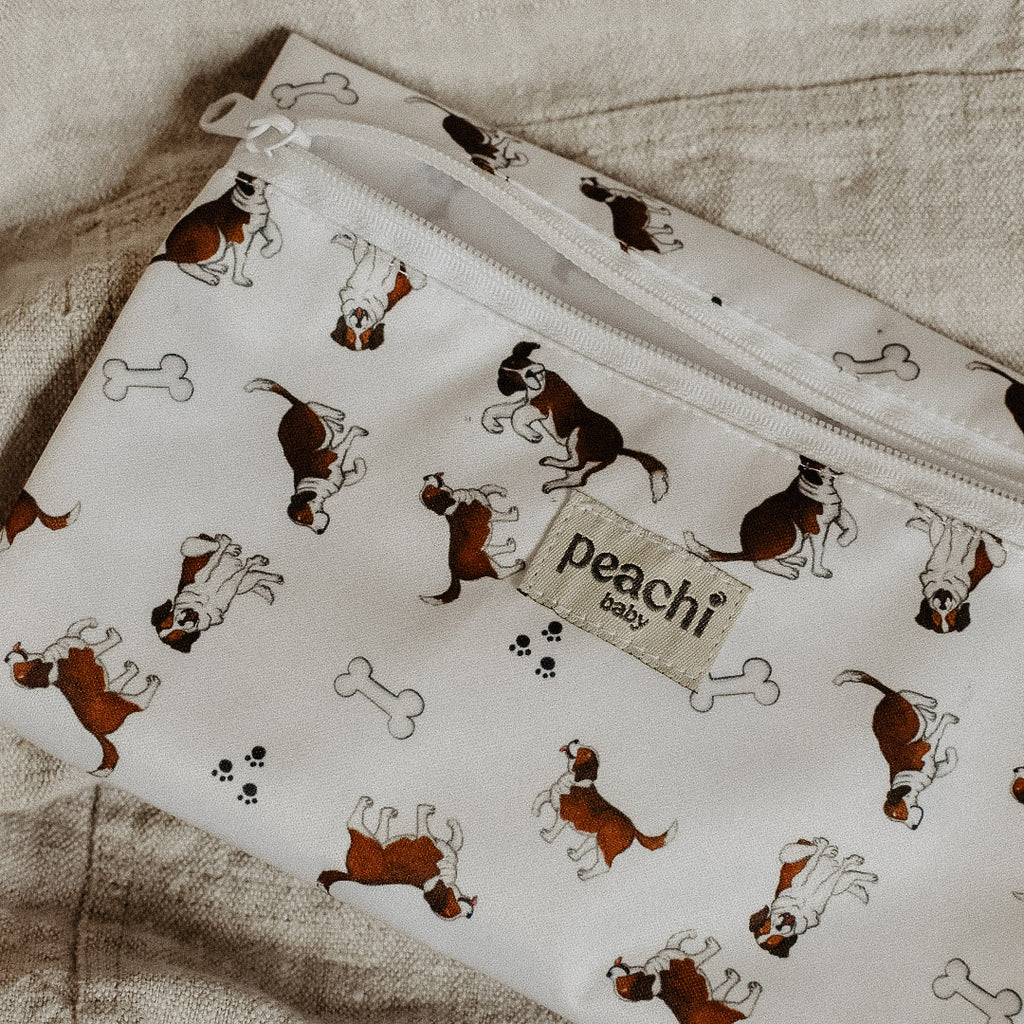 St Bernard Reusable Nappy Bag