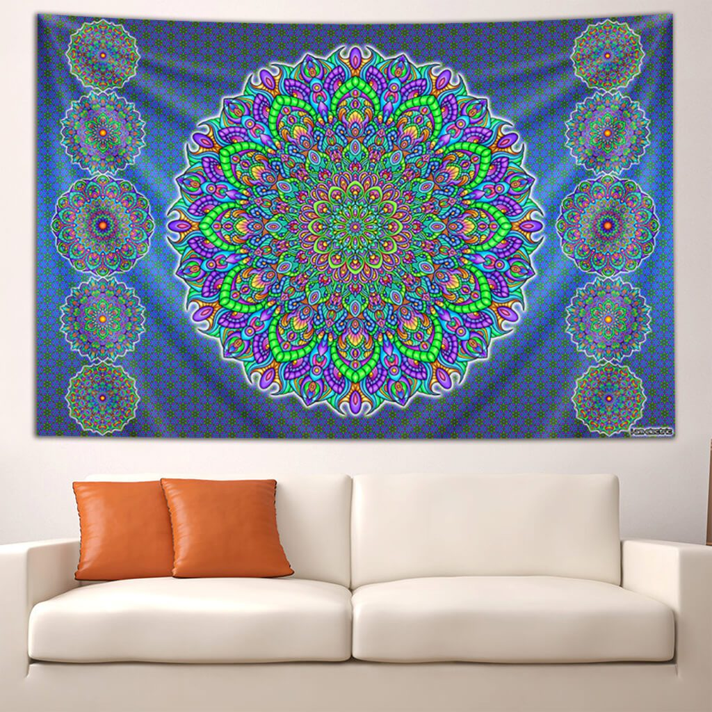 Guardian Angels Tapestry