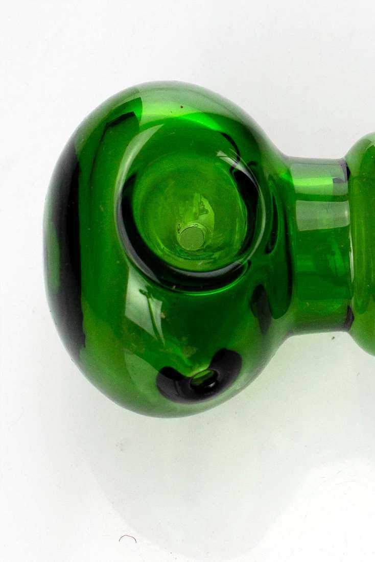 Soft Glass GIC50 Hand Pipe - One wholesale Canada