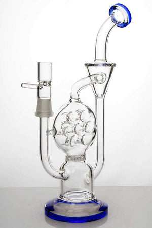 10 inches 2-in-1 swiss and honeycomb diffused recycler - One wholesale Canada
