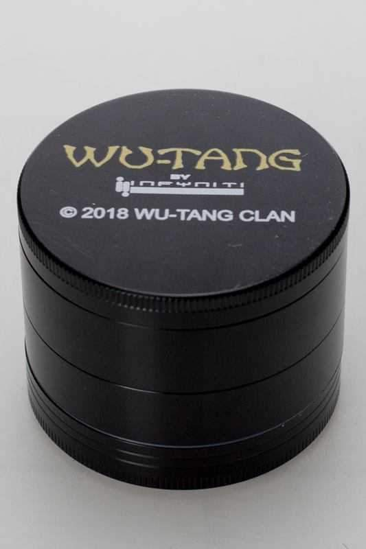 Wu-tang forever aluminium grinder - One wholesale Canada
