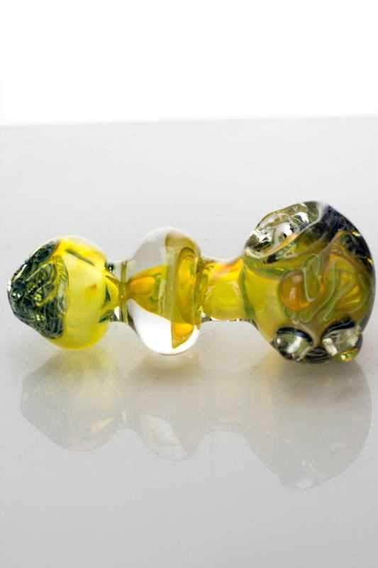 Heady soft glass hand pipe - One wholesale Canada