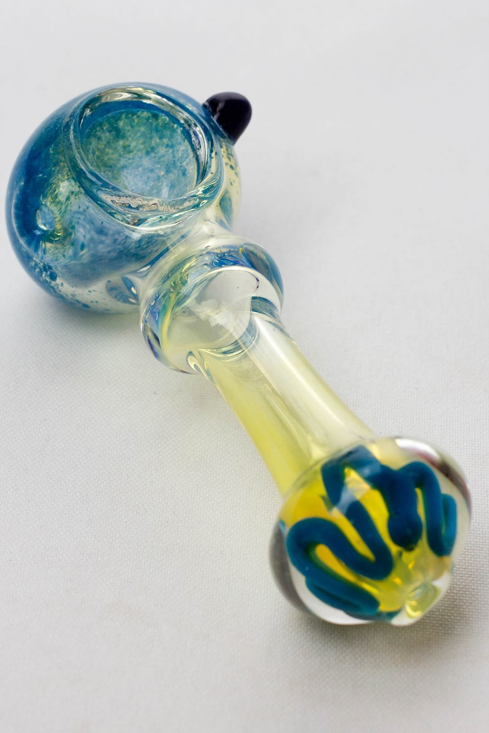 "4.5"" soft glass 4069 hand pipe - One wholesale Canada"