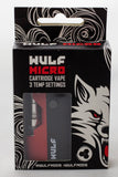 Wulf Micro Cartridge Vaporizer - One wholesale Canada