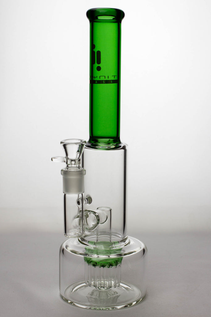 "14"" Infyniti 12-arm percolator glass water bong - One wholesale Canada"