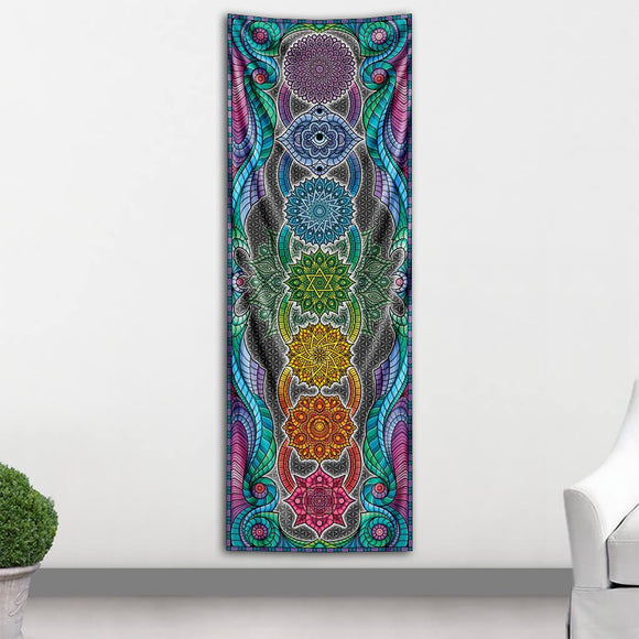 Chakra Bliss Tapestry