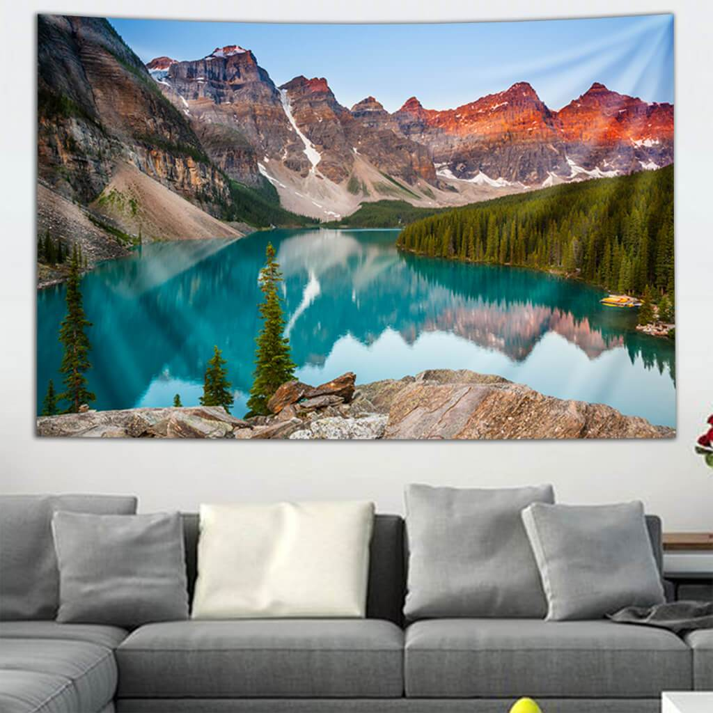 Moraine Lake Tapestry