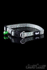 Money - HeadyPet Cat Collar