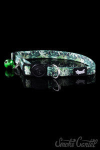 CannaCamo - HeadyPet Cat Collar