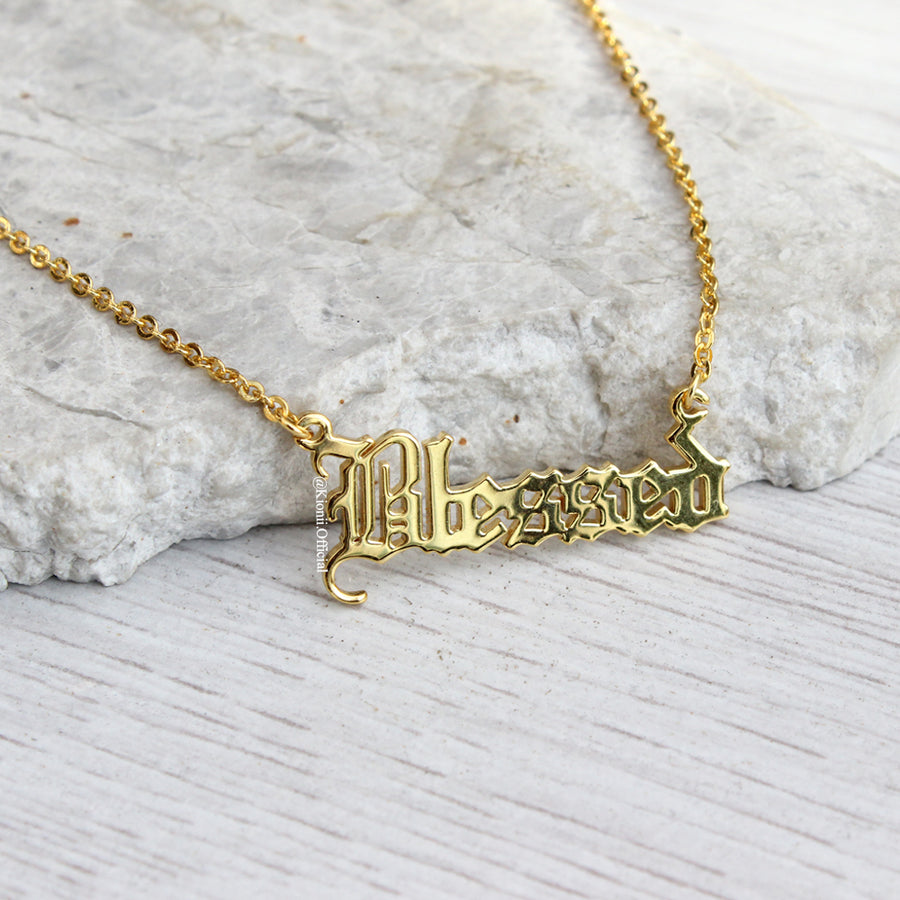 Blessed Necklace - KIONII