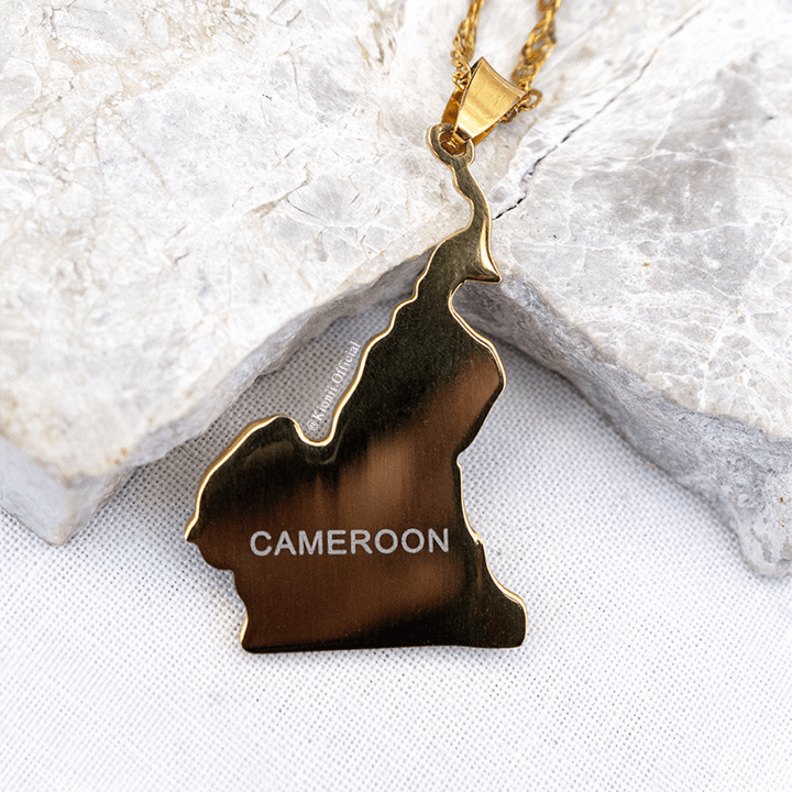 Cameroon Necklace