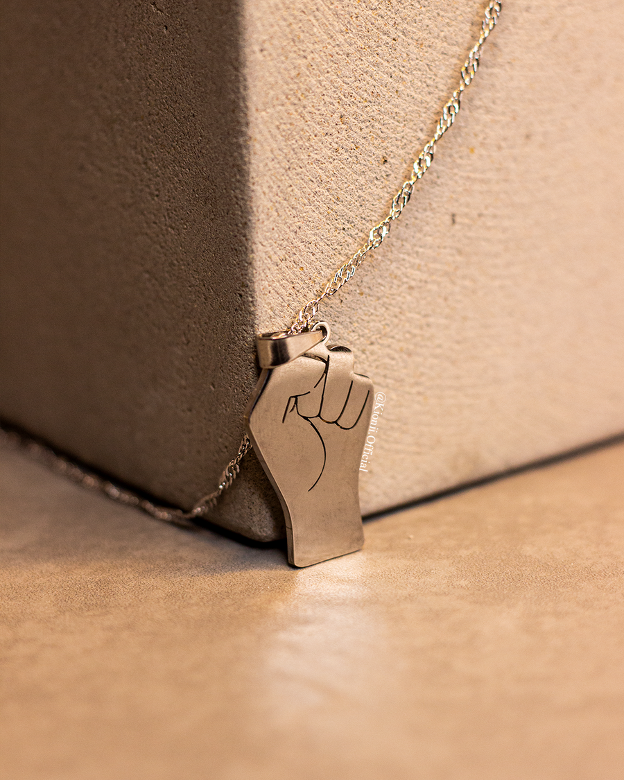Fist Necklace - KIONII