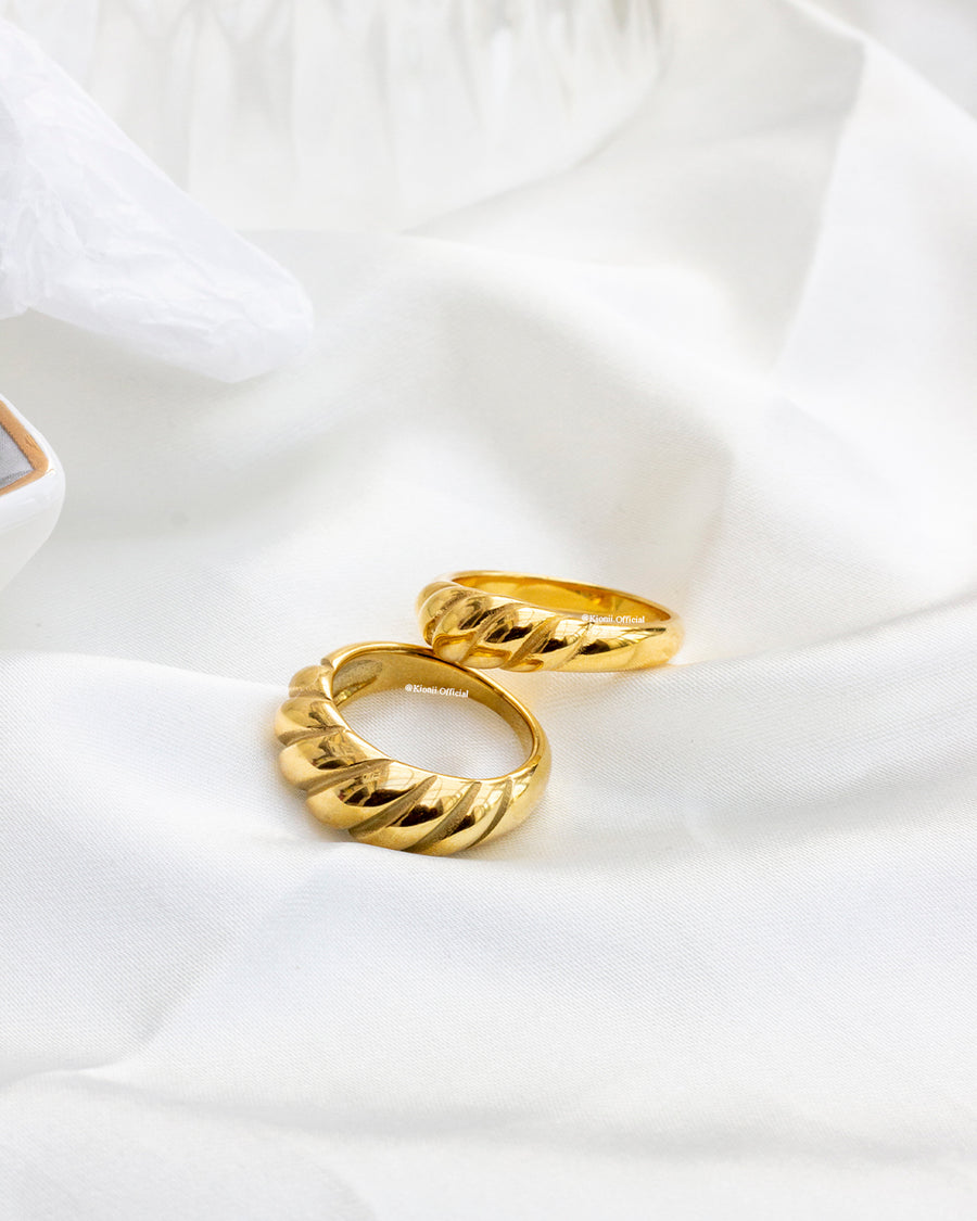Gigi Ring (Gold) - KIONII