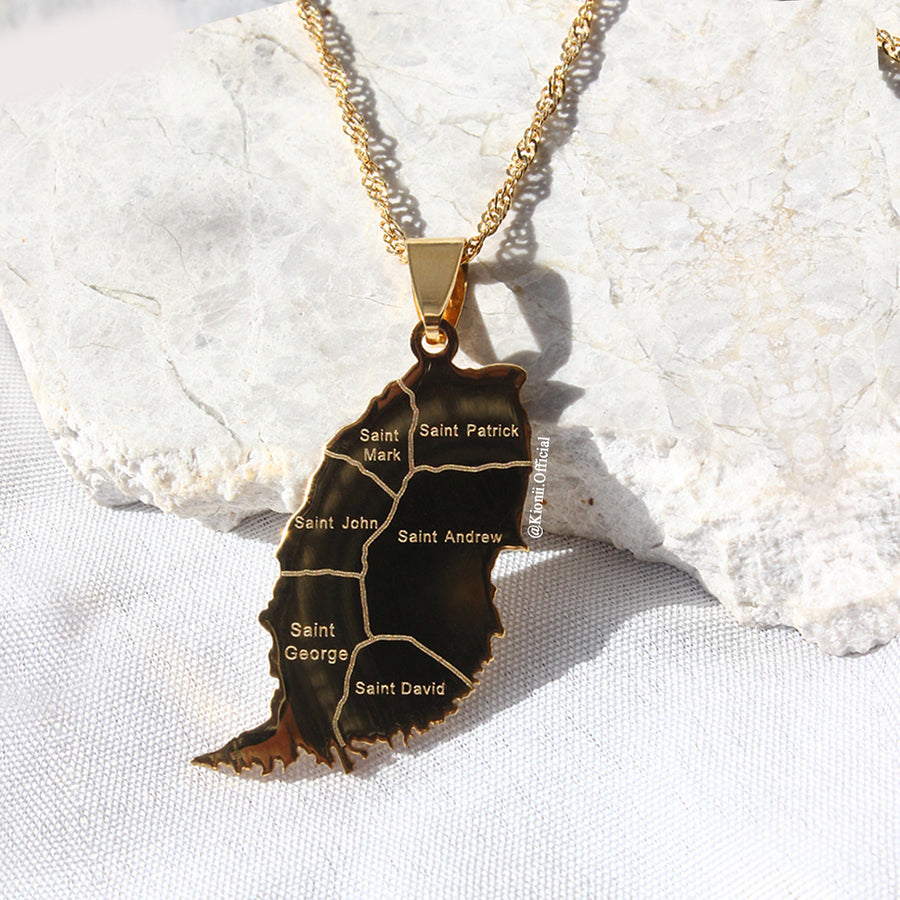 Grenada City Necklace - KIONII