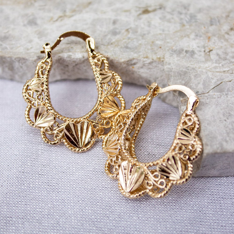 Niya Earrings - KIONII