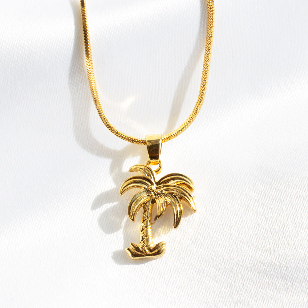 Palm Tree Pendant - KIONII