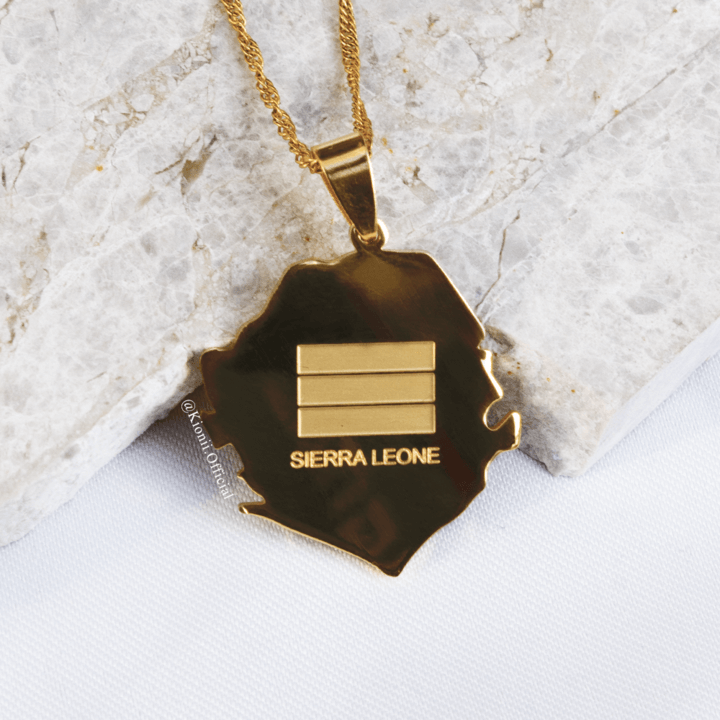 Sierra Leone Necklace