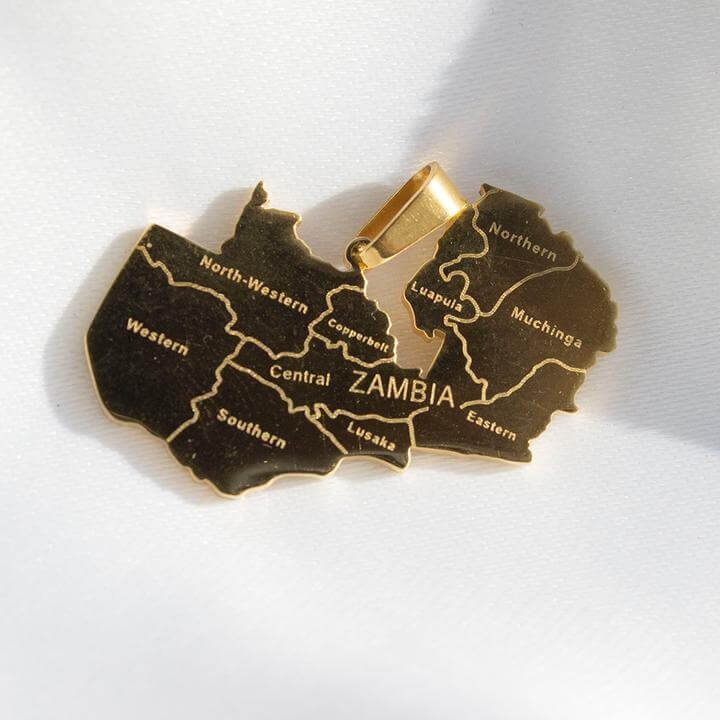 Zambia City Necklace