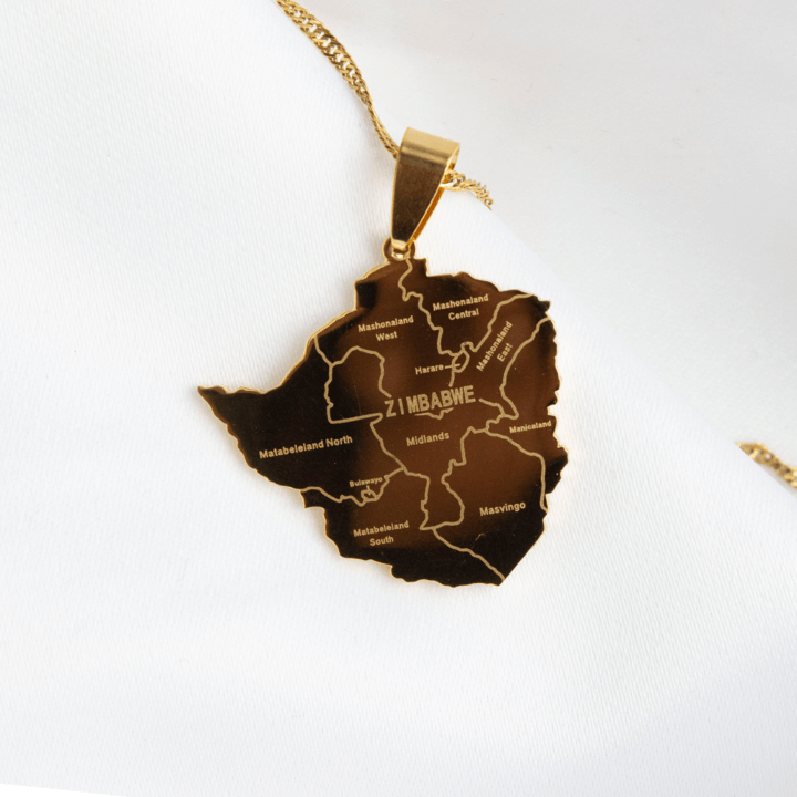 Zimbabwe City Necklace - KIONII