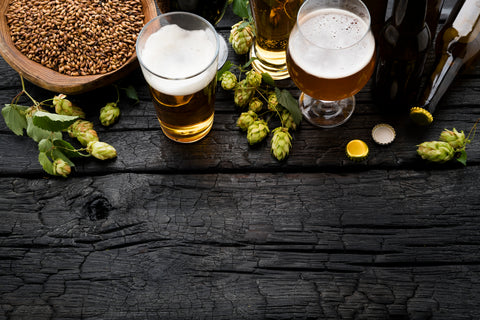 5 Benefits of Drinking Beer