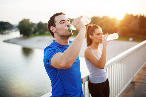 Can You Drink Water to Lose Weight?