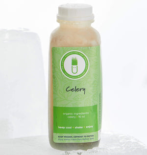 Celery Juice Packs