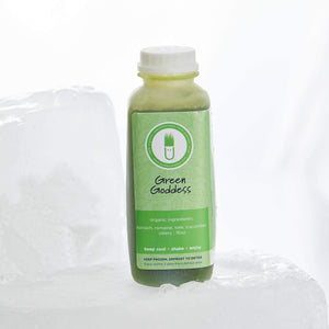 Green Goddess Juice Packs
