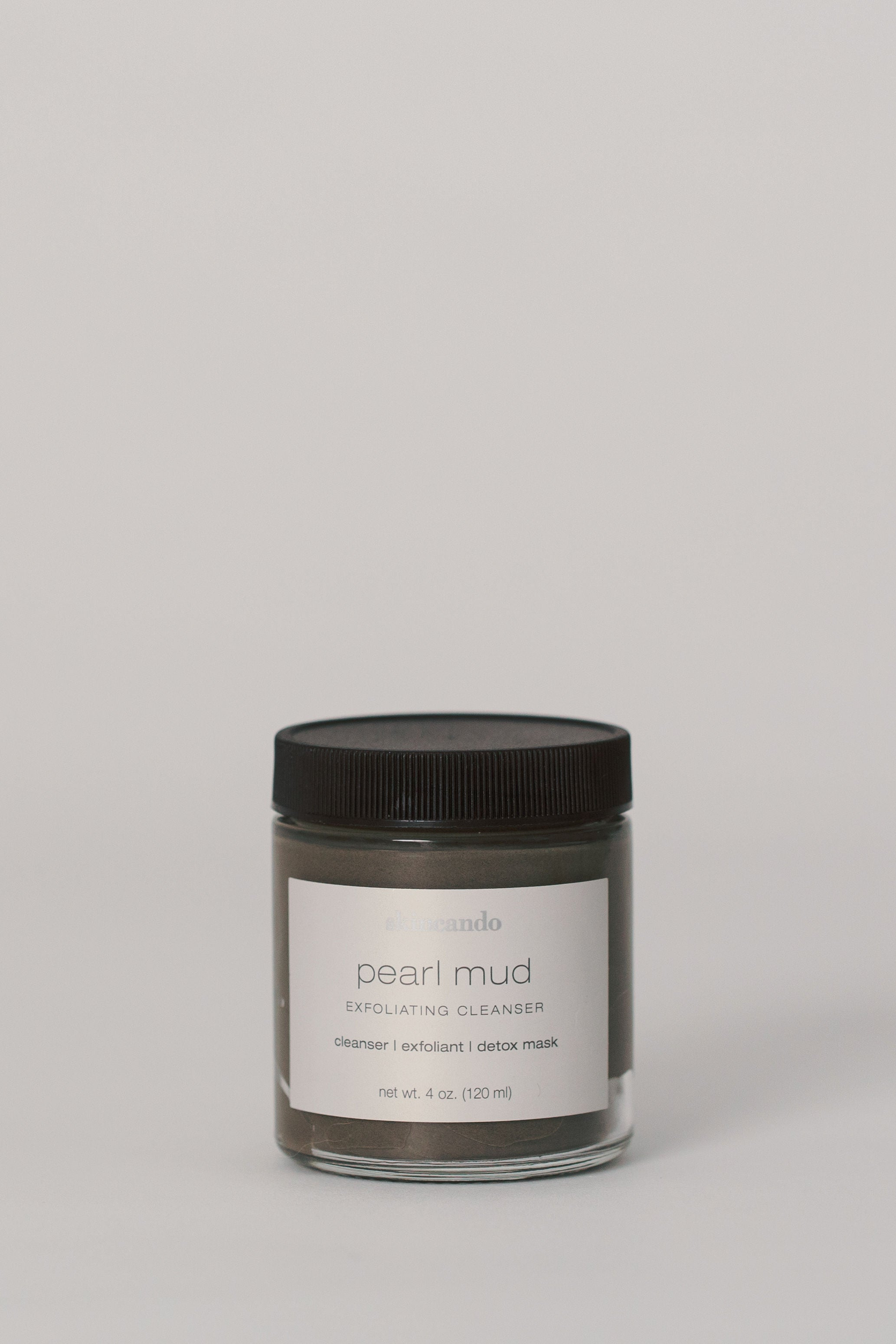 PEARL MUD | Cleanser – Exfoliant – Mask