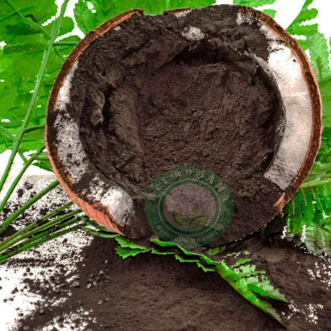 Activated Coconut Shell Charcoal Super Fine Powder - Dermomama