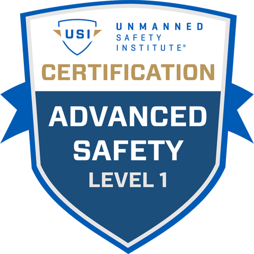 Advanced Unmanned Safety Certification: Level 1 Exam