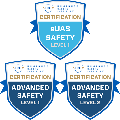 USI Unmanned Safety Certification Comprehensive Exam (Level 1, 2, and 3)